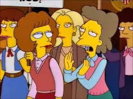 Helen Lovejoy concern trolling Springfield